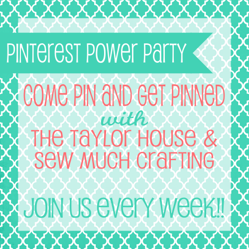 Pinterest Power Party