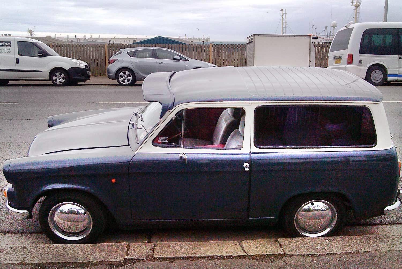 Hillman Husky II 2 Van