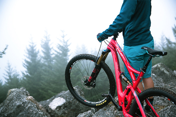Yeti Cycles Presents: Yeti Beti x Oregon