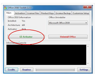 microsoft office 2010 activator toolkit v2.2.3