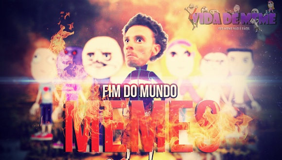 Video do canal Vida de Meme: Fim do mundo meme #Apocalipse