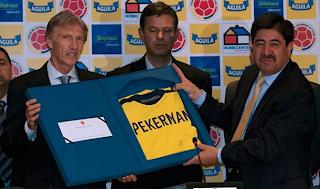 Pékerman escogerá la sede de Colombia para las eliminatorias