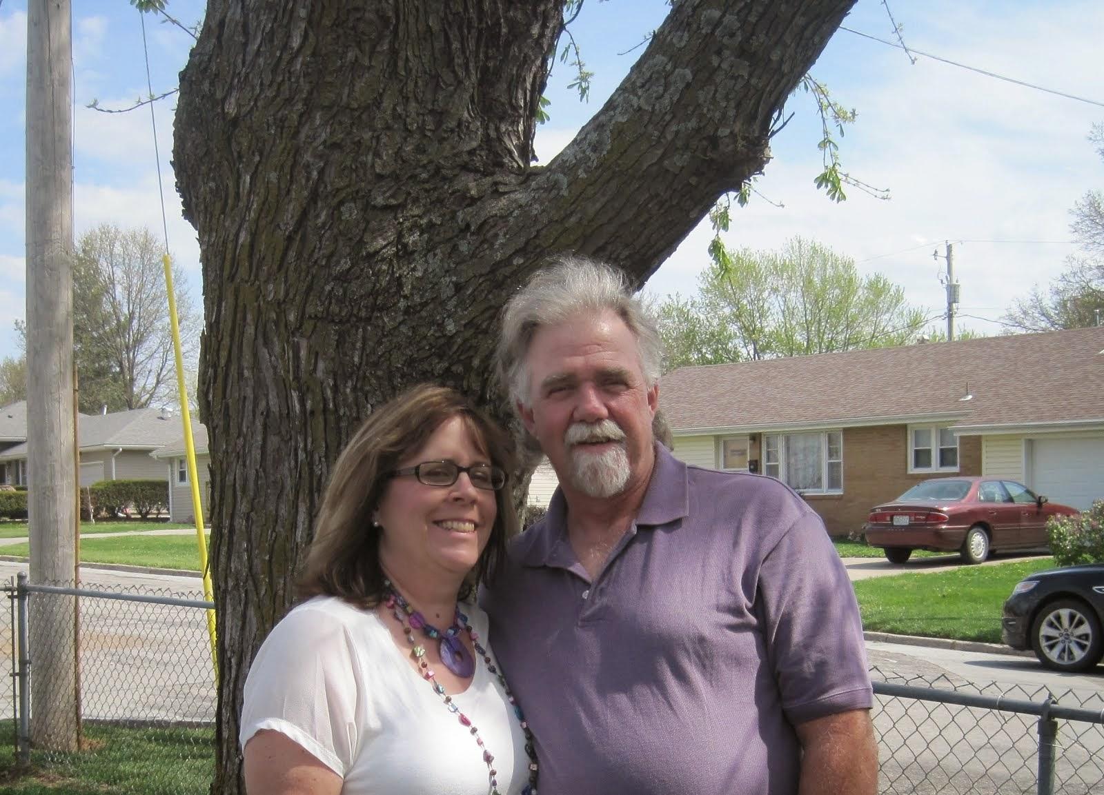David & Cindy 2014