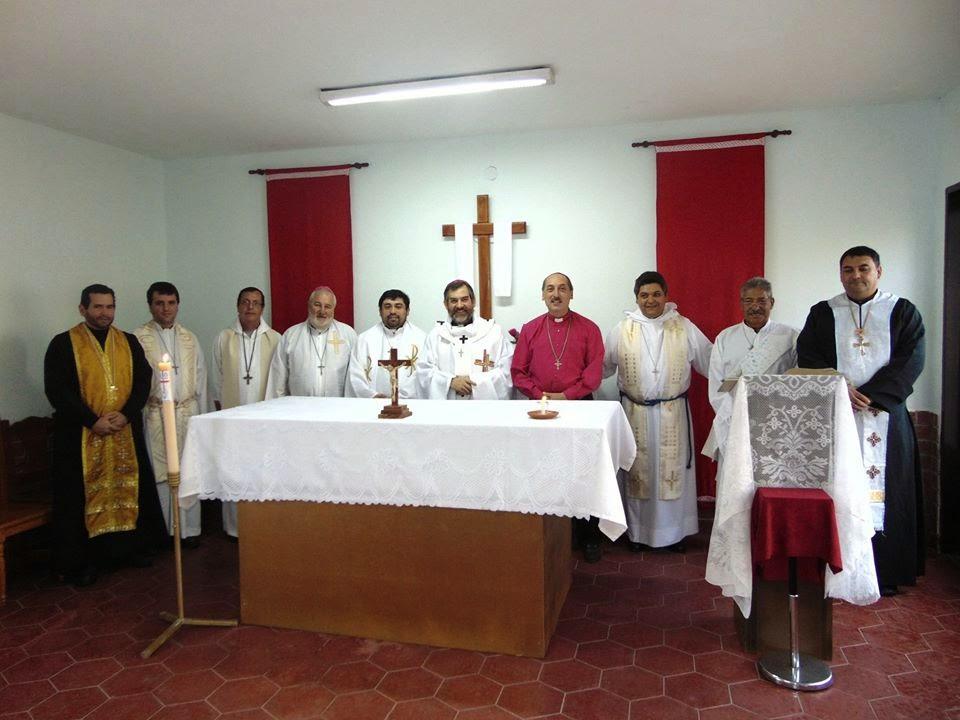 Sínodo Córdoba 2015