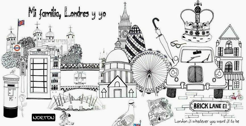 Mi familia, Londres y yo