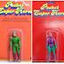 Super Heróis em brinquedos lançamento dos Anos 80