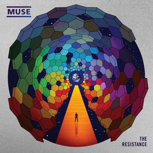 Muse - The Resistance Cover