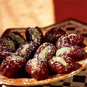Algerian Stuffed Dates Recipe