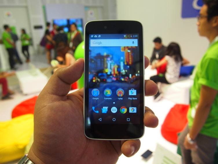 MyPhone Uno, One of the First Android One Smartphones in the Country