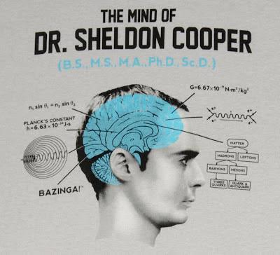 El Cerebro de Sheldon Cooper