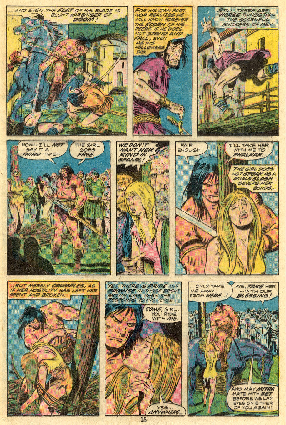 Conan the Barbarian (1970) Issue #46 #58 - English 10