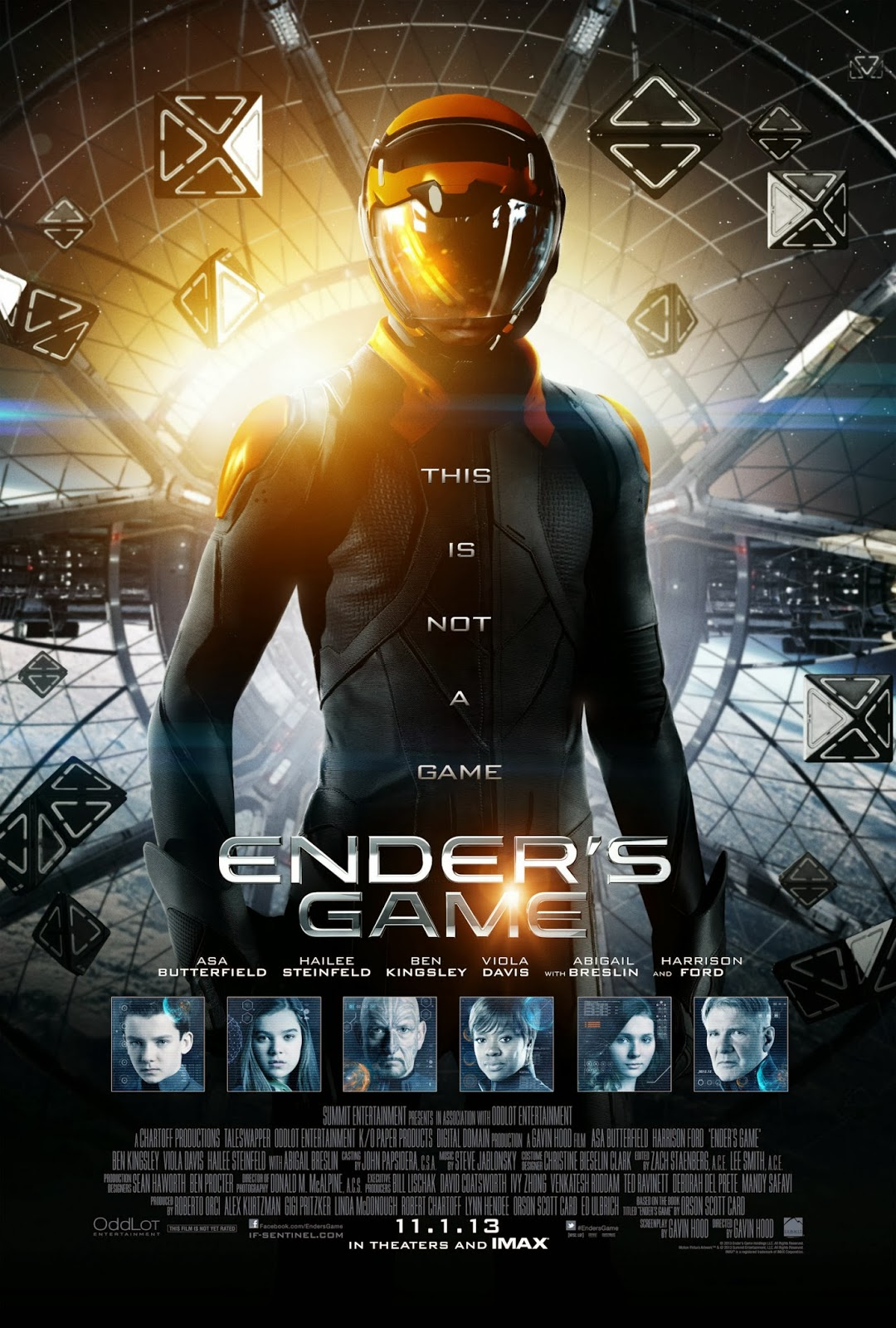 Regarder Enders Game en streaming
