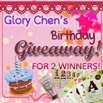 Glory Chen B'day Giveaway