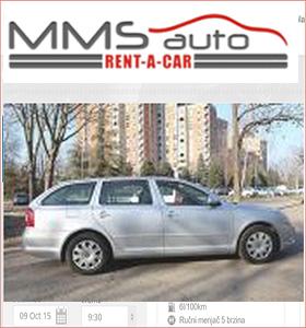 Rent a car aerodorm Beograd
