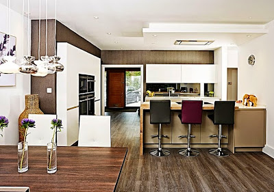 Desain Interior Dapur Modern 2015