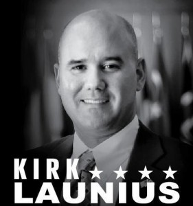 Kirk Launius for Dallas County Sheriff
