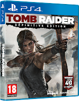 PS4 Tomb Raider Definitive Version Packshot - weknowgamers