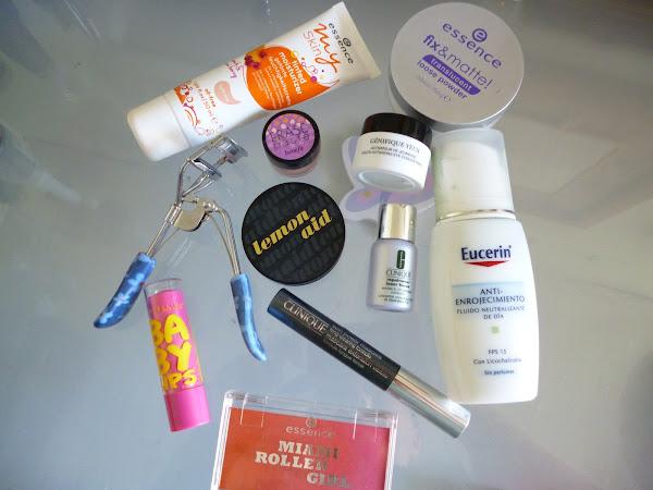 FOTD: Los productos de hoy para mi rostro