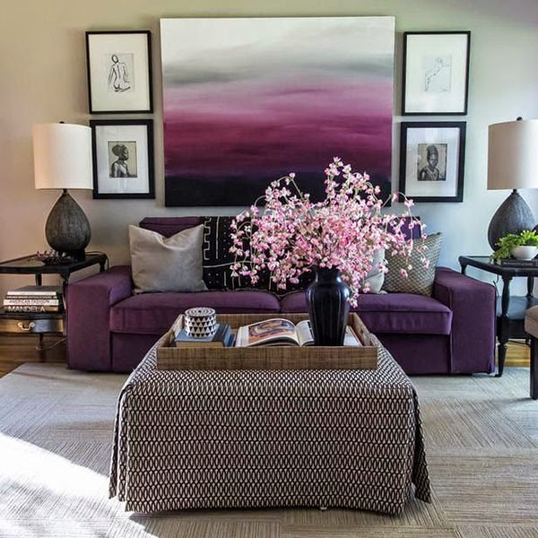 Feel Royal with Purple Interior
