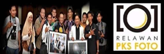 Relawan PKS Foto