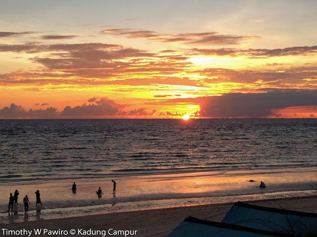 Indonesia - Sulawesi Selatan - Tanjung Bira - Sunset!