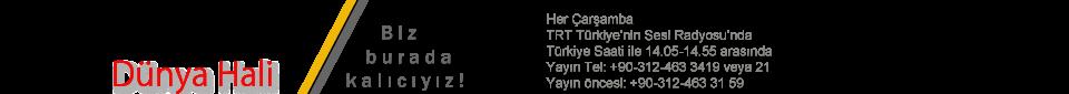 TRT Türkiye'nin Sesi -  Dünya Hali