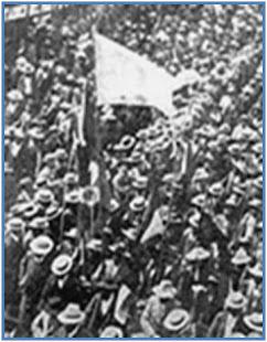 La masacre de chile 1907