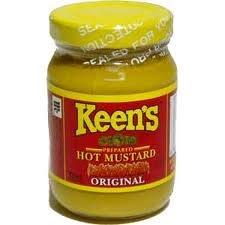 Prairie Story: Keen's Hot Mustard