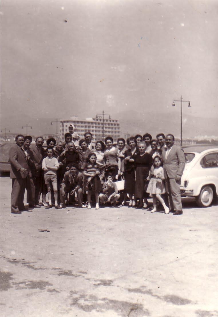 Palermo -Toronto 1957