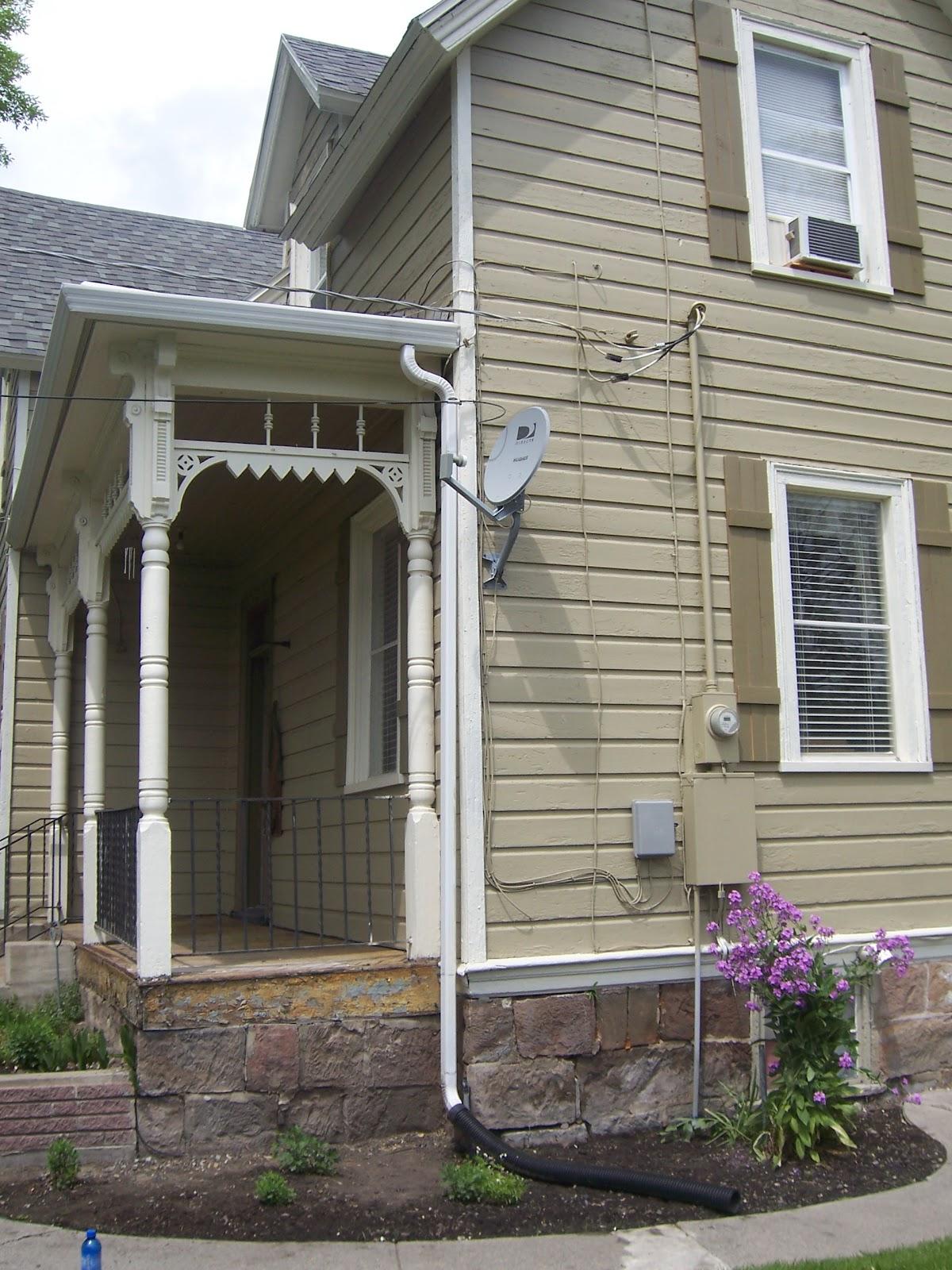 Cottage charm creations farmhouse restoration part ll for Cottage charm farmhouse