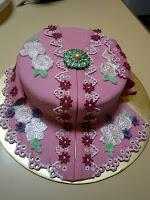 Baju Kebaya Cake