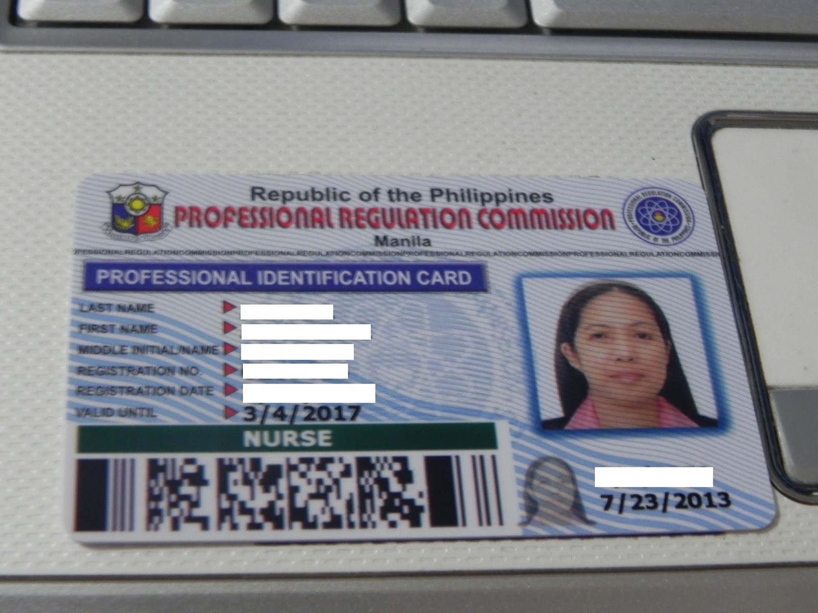 World In My Thoughts: PRC License Renewal in 45 minutes