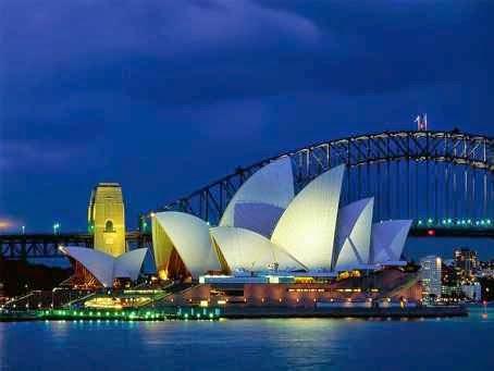 Tempat Wisata Di Australia
