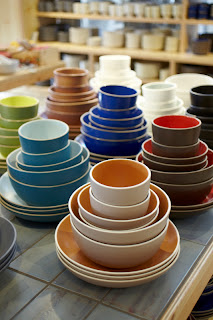 Heath Ceramics Colors In San Francisco ...