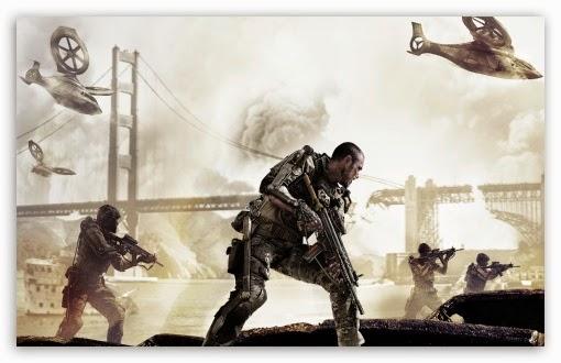 Call of Duty Advanced Warfare Generator