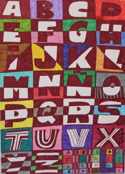 Alfabeto español 17-3-91