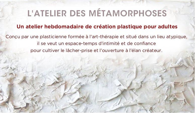 L'ATELIER DES MÉTAMORPHOSES