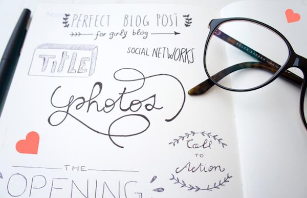 Ecrivez l'article de blog parfait