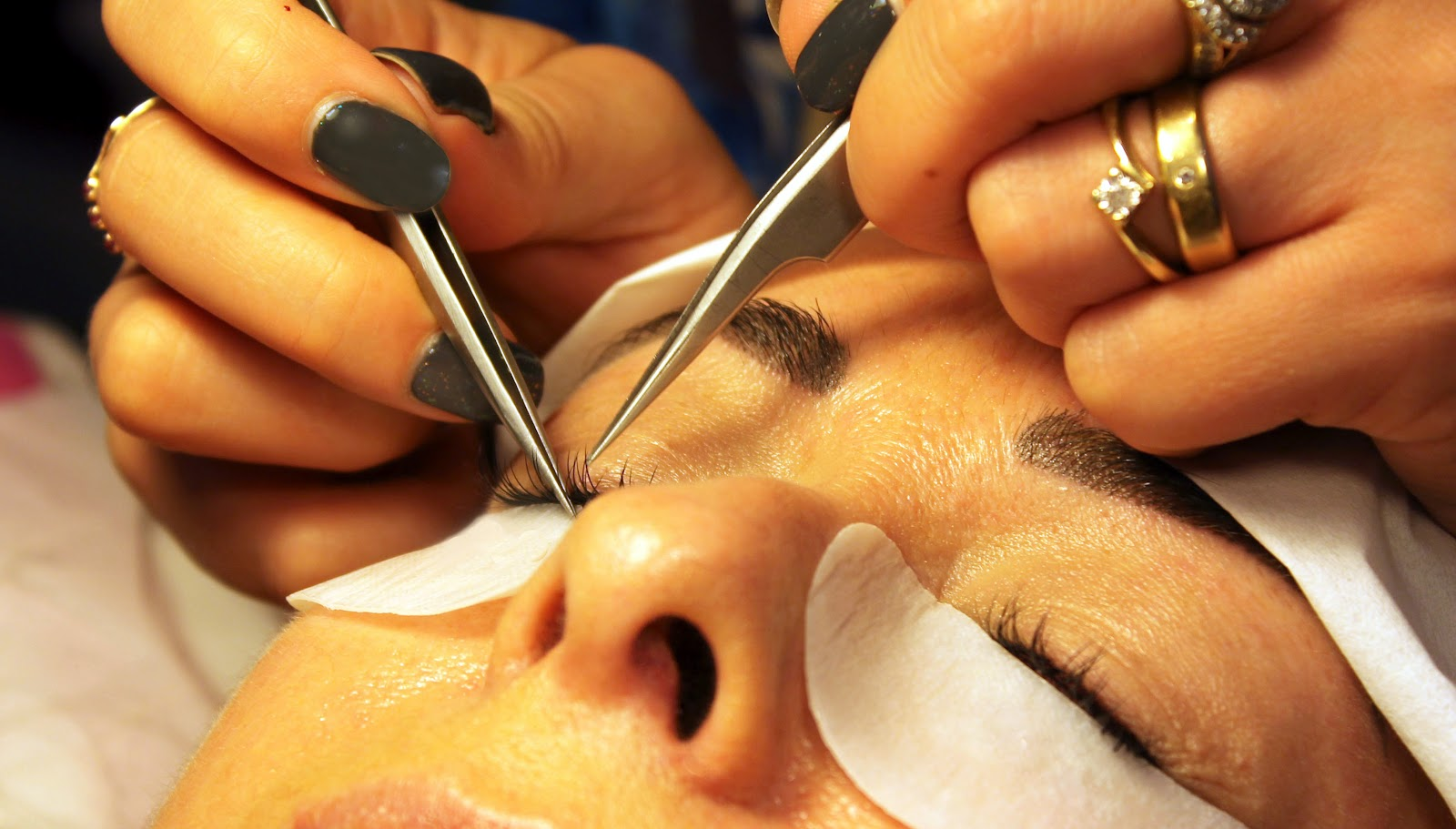 Perfect Eyelashes Lash Extensions Get Lippie