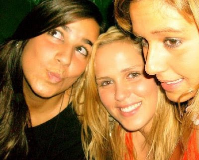 Amistad con chicas lindas