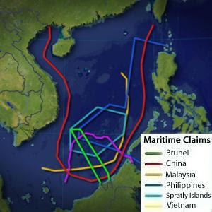Jerman Akan Dengarkan Indonesia Terkait Konflik Laut China Selatan