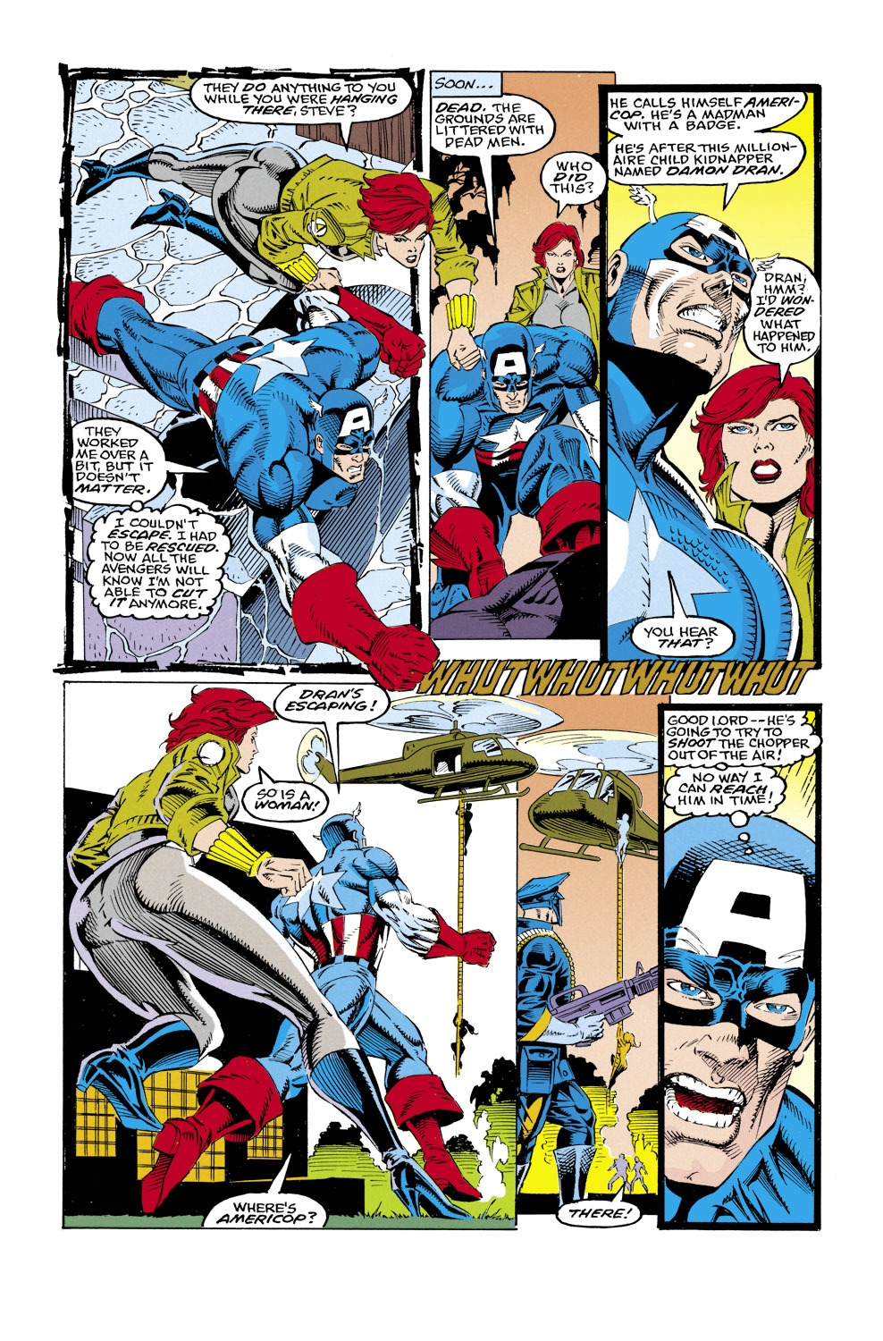 Captain America (1968) Issue #430 #380 - English 20