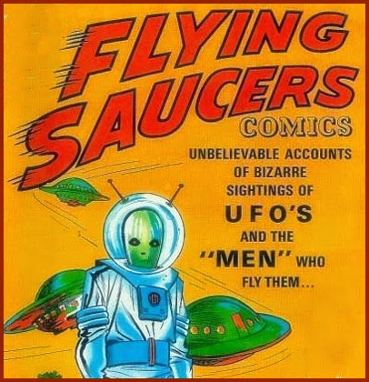 1950s Flying Saucers