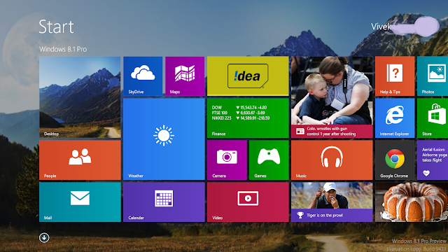 how to activate windows 8.1 pro preview build 9431