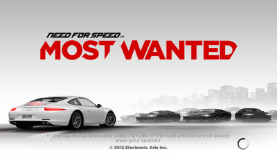 [Android] Need for Speed Most Wanted v1.0.28 Apk + Data (Tested)