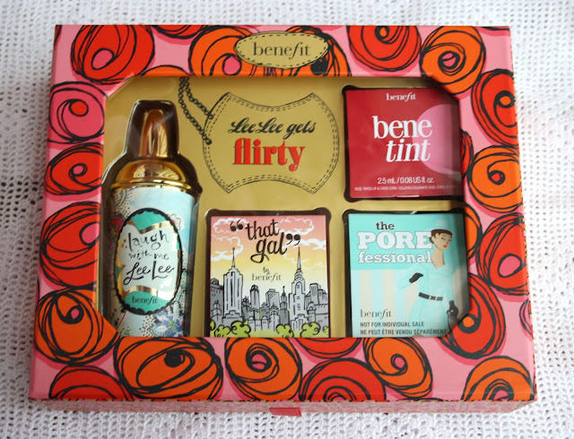 lee lee gets flirty benefit set