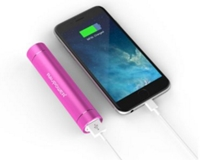 power bank bulat kecil