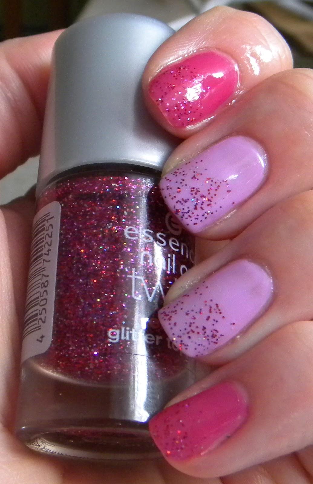 Essence Glitter Topper 03 mr big