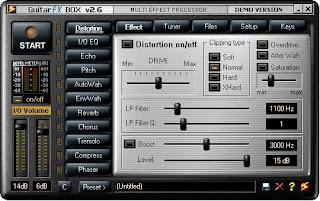 programa guitar fx