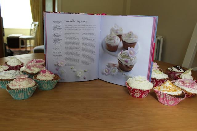 Lola's cupcakes recipe book